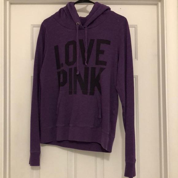 PINK Victoria's Secret Tops - PINK VS Hoodie